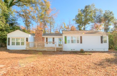 Beech Island Single Family Home For Sale: 360 Beech Island Avenue