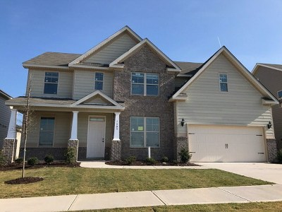 Grovetown Single Family Home For Sale: 8661 Crenshaw Drive