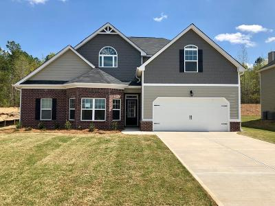 Grovetown Single Family Home For Sale: 5024 Vine Lane