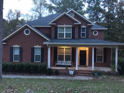 Martinez Single Family Home For Sale: 4609 Millhaven Road