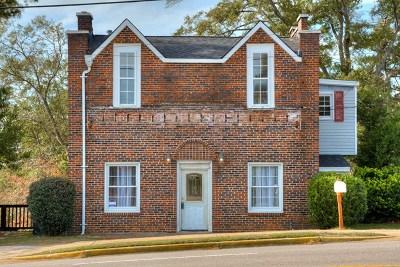 North Augusta Single Family Home For Sale: 1702 Georgia Avenue