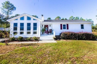 North Augusta Single Family Home For Sale: 111 Country Place Drive