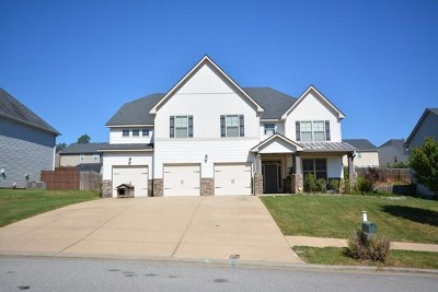 Grovetown Single Family Home For Sale: 733 Gallaway Lane