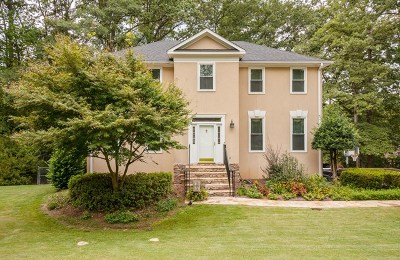 Augusta Single Family Home For Sale: 3409 Heather Drive