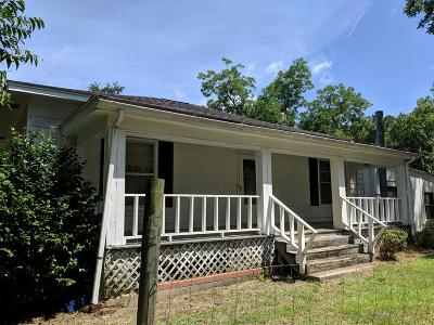 Dearing Single Family Home For Sale: 4218 Randall Hunt Road
