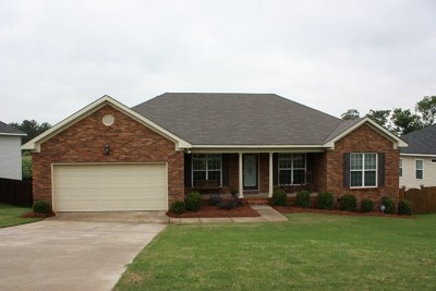 Grovetown Single Family Home For Sale: 4799 Orchard Hill Drive