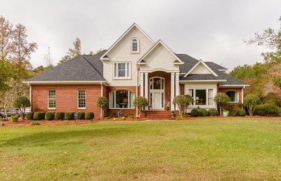 Appling Single Family Home For Sale: 6533 Reservoir Road