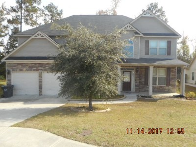 Grovetown Single Family Home For Sale: 811 Reynolds Court