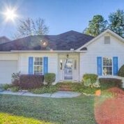 North Augusta Single Family Home For Sale: 150 Hammond Place Circle