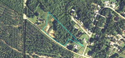 Lincoln County Residential Lots & Land For Sale: Piney Woods Road
