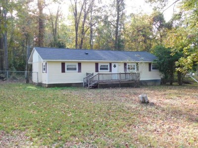 Appling Manufactured Home For Sale: 3714 Johns Road