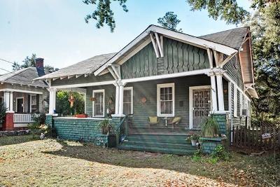 Augusta Single Family Home For Sale: 1435 Heath Street