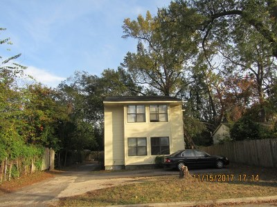Augusta Multi Family Home For Sale: 710 Metcalf Street