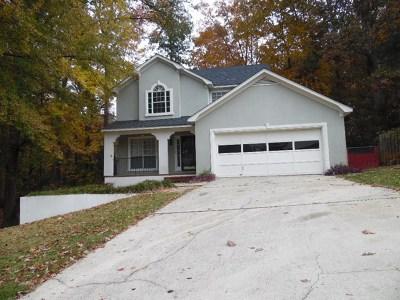 Martinez Single Family Home For Sale: 284 Ashbrook Drive