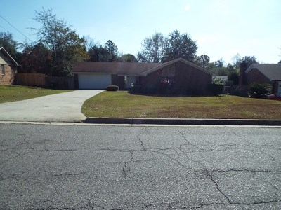 Hephzibah Single Family Home For Sale: 3712 Pinnacle Place Drive