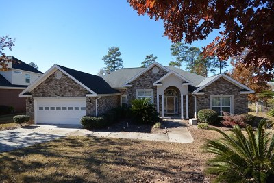 Evans Single Family Home For Sale: 1382 Shadow Oak Drive