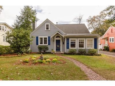 Augusta Single Family Home For Sale: 970 Heard Avenue