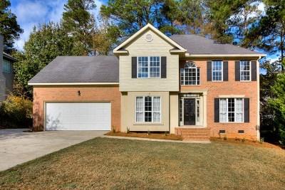 Evans Single Family Home For Sale: 4111 Quinn Drive