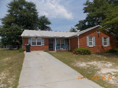 Hephzibah Single Family Home For Sale: 3625 Karleen Road