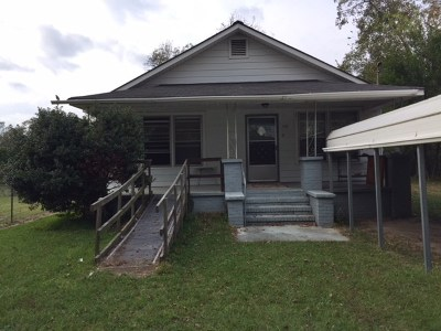 North Augusta Single Family Home For Sale: 110 Jesse Dee Street