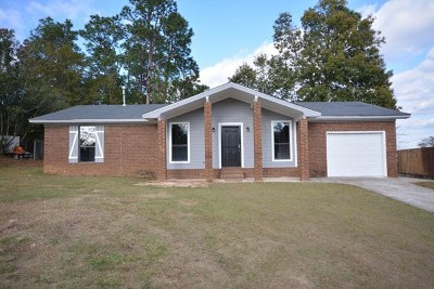 Hephzibah Single Family Home For Sale: 2803 Woodcock Court