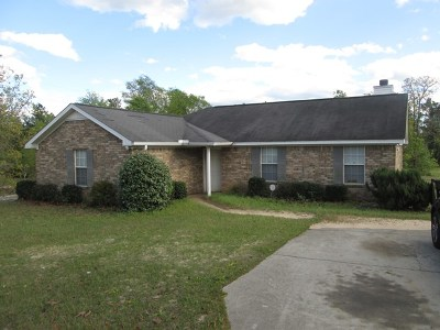 Augusta Single Family Home For Sale: 2216 Travis Road