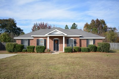 Richmond County Single Family Home For Sale: 1821 Sheffield Court