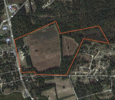 Aiken Residential Lots & Land For Sale: 1244 Edgefield Hwy