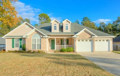 North Augusta Single Family Home For Sale: 1171 Lake Greenwood Drive