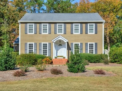 Augusta Single Family Home For Sale: 2923 Kipling Drive