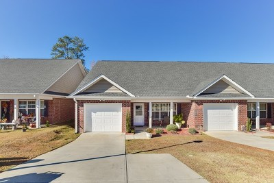 Grovetown Single Family Home For Sale: 439 Bowen Falls Road