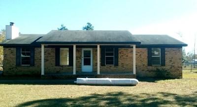 Hephzibah Single Family Home For Sale: 3867 Fairington Drive