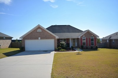 Augusta Single Family Home For Sale: 4060 Harper Franklin Avenue