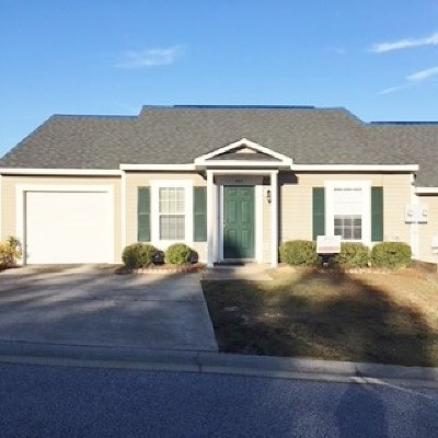 Evans Single Family Home For Sale: 404 Long Needle Drive