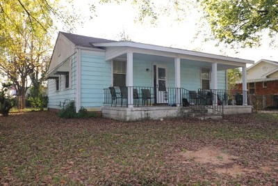 Augusta Single Family Home For Sale: 2 Hall Street