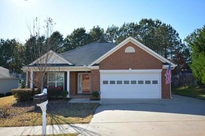 Evans Single Family Home For Sale: 744 Wickham Drive