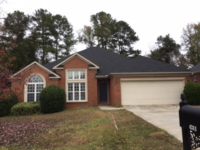 Evans Single Family Home For Sale: 4311 Colony Square Drive