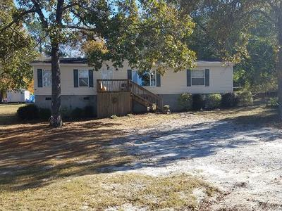 Grovetown Single Family Home For Sale: 1244 Lone Oak Road