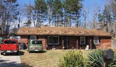Augusta GA Single Family Home For Sale: $69,900