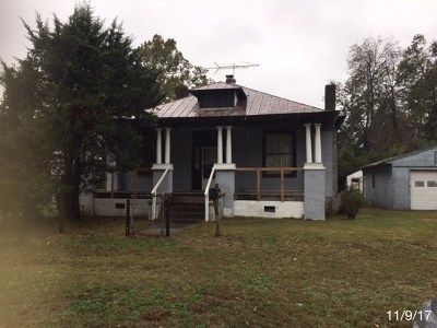 Augusta GA Single Family Home For Sale: $32,900