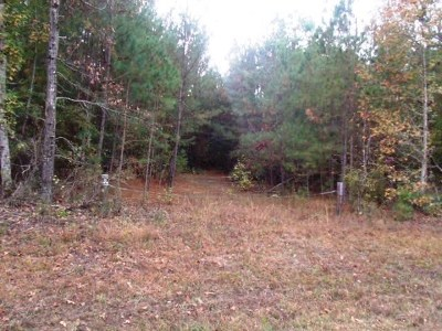 Residential Lots & Land For Sale: 4380 Purvis School Road