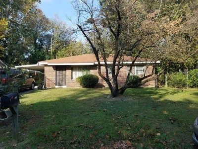 Augusta Single Family Home For Sale: 829 Strother Drive
