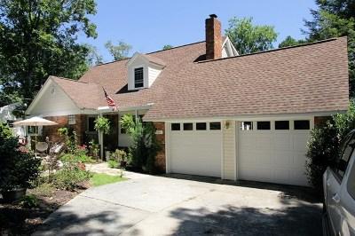 Aiken Single Family Home For Sale: 122 Dunbarton Circle