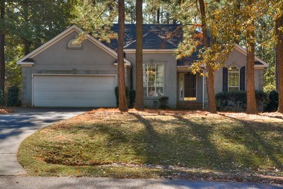 North Augusta Single Family Home For Sale: 258 Walnut Lane