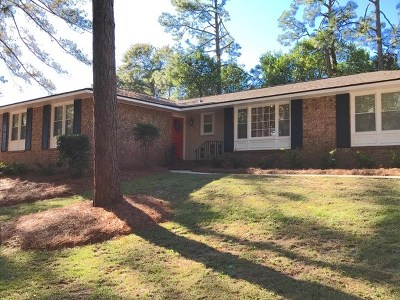 Augusta Single Family Home For Sale: 1907 Rock Spring Drive