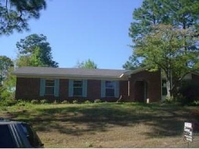 Hephzibah Single Family Home For Sale: 2626 Billings Road
