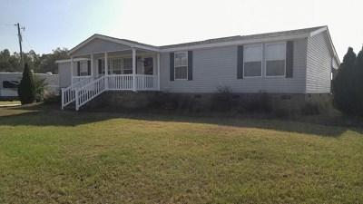 Blythe Single Family Home For Sale: 885 Craig Rd