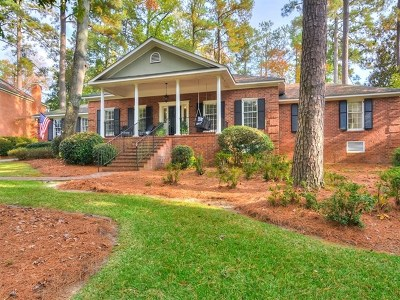 Augusta Single Family Home For Sale: 3114 Natalie Circle