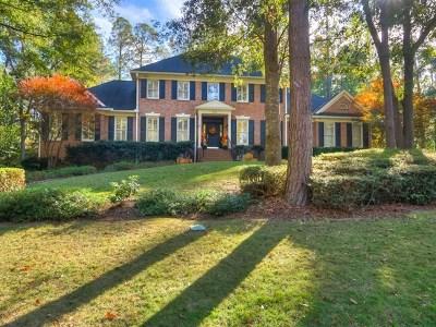 North Augusta Single Family Home For Sale: 805 Pretty Run