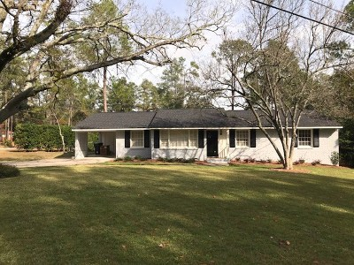 Augusta Single Family Home For Sale: 518 Aumond Road